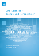 Cover VDI-Statusreport TLS-Life Sciences Trends und Perspektiven