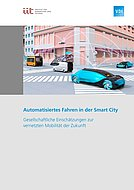 Cover Automatisiertes Fahren in der Smart City